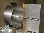 Tunnel ipersonico pulsato: caratterizzazione sezione di prova con sensori di pressione (pitot e statica)